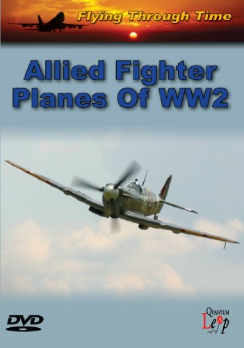 Allied Fighter Planes Of World War 2 [DVD]