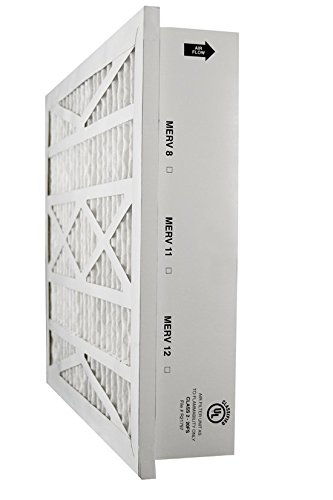 12x24x5 (11.75x23.75x4.38) MERV 13 Aftermarket Honeywell Replacement Filter (2 Pack)