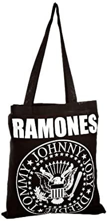 Bravado - Ramones Presidential Seal - Articles De Voyage - Homme - Noir - Taille Unique