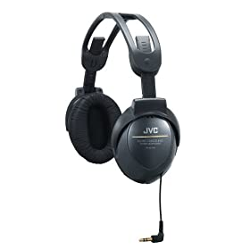 Amazon - JVC HA-NC100 Noise-Canceling Headphones - $39.99