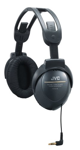 JVC HANC100 Noise Cancelling Headphones (Discontinued by Manufacturer)