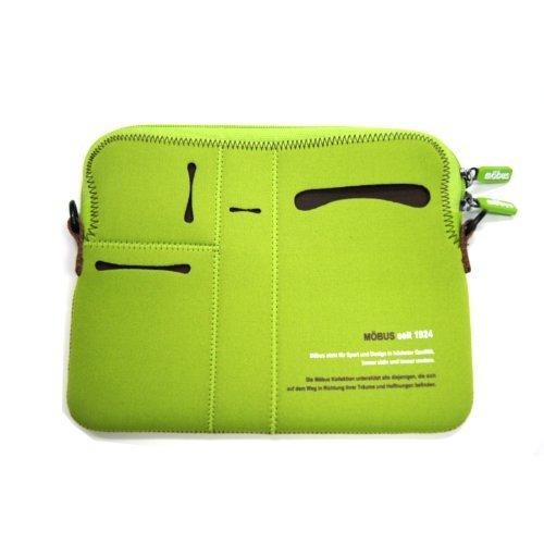 モーブス スマートプレーンファスナーケースS ライトグリーン