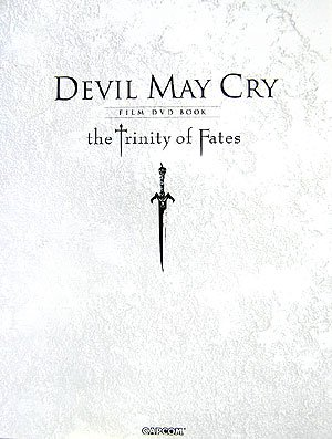 DEVIL MAY CRY  FILM DVD BOOK the trinity of fates