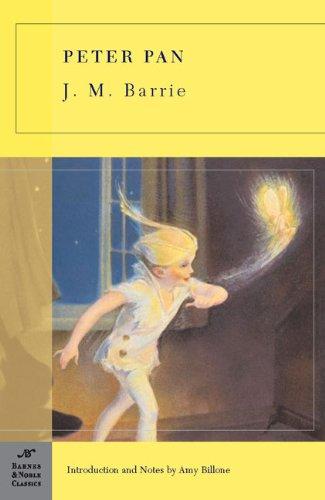 Peter Pan (Barnes & Noble Classics) front-613242