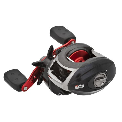 Abu Garcia Black Max Low Profile Baitcast Reel (12-Pound/145-Yard)