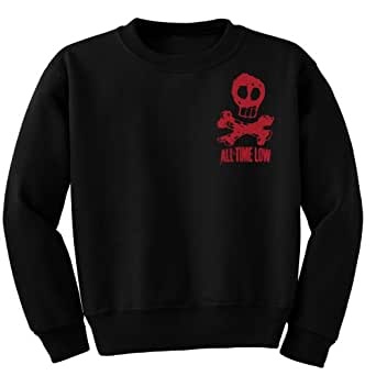 All Time Low Official We Go Down Sweatshirt (X Small)