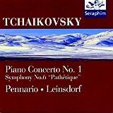 Tchaikovsky: Piano Concerto 1 / Symphony No. 6 Pathetique