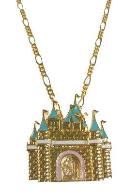 disney couture magic castle necklace kidada jones clothing
