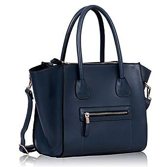 de69a21cf41b Navy Blue Leather Handbag Uk | Stanford Center for Opportunity ...