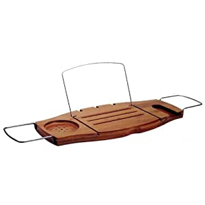 Umbra Aquala Bathtub Caddy Natural: Amazon.co.uk: Kitchen ...