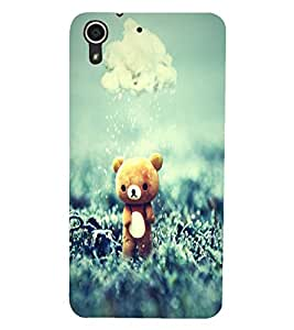 HTC DESIRE 728 TEDDY Back Cover by PRINTSWAG