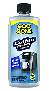 Goo Gone Coffee Maker Cleaner, 8 Ounce from Goo Gone