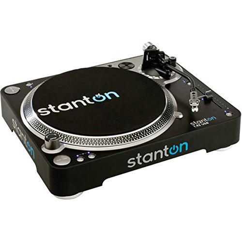 Stanton T92USB USB Direct Drive DJ Turntable (Turntable Cartridge Stanton compare prices)