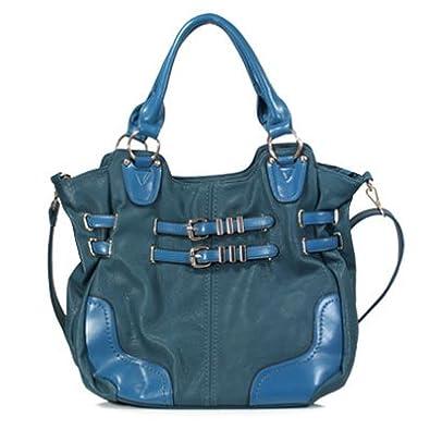 MyLux Handbag Y261-3 BLUE