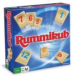 Rummikub game!