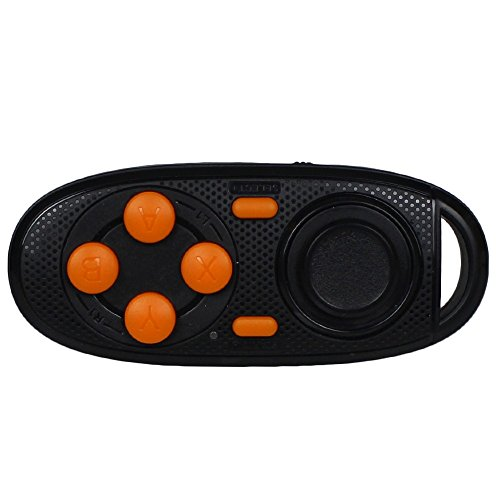 Cheapest Price! ANEWKODI Bluetooth Autodyne Artifact Wireless Mini Game Remote Controller Phone Came...