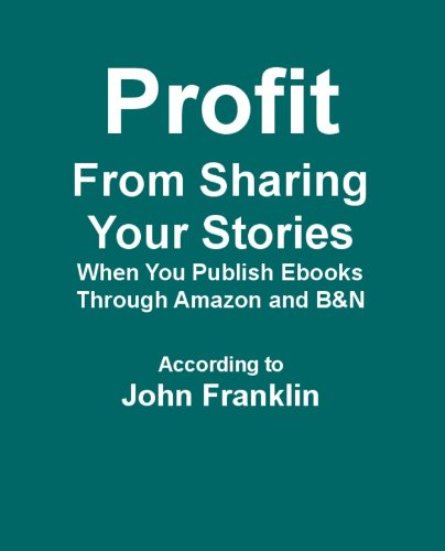 Profit from Sharing Your Stories