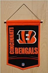 Cincinnati Bengals - NFL Football Traditions (Pennants)
