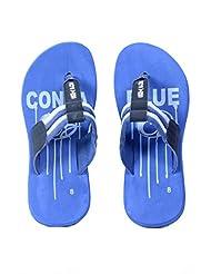 Contablue Blue Slip On