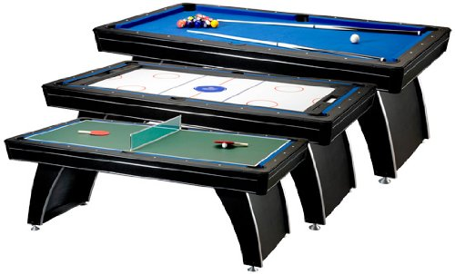 Phoenix 3 In 1 Multi Game Table