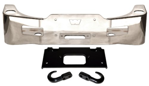 Great Features Of Warn 90115 GEN II Trans4mer Stainless Steel Large Frame Winch Carrier Kit