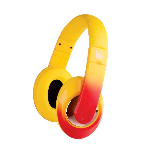 Urban Beatz Tempo Ombré Headphones - Yellow (M-Hl855)
