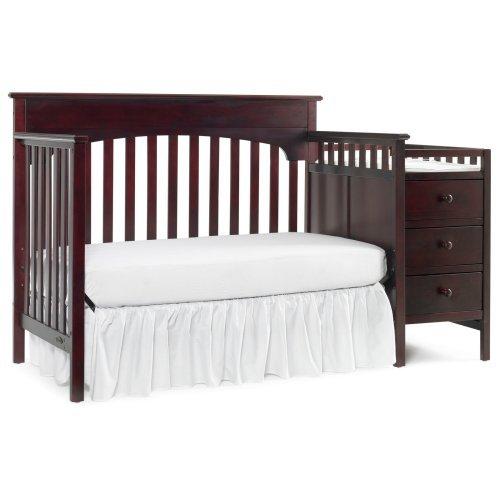 Graco Lauren 4 In 1 Convertible Crib Natural Bed