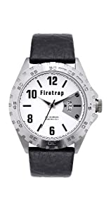 Firetrap FT1017S Gents Analogue Strap Watch