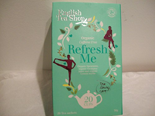 Refresh Me English Tea Shop