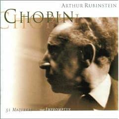 CD ルービンシュタイン独奏 ショパン:マズルカ全曲&即興曲全曲の商品写真