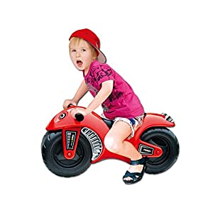 [New Arrival, March 2016] PLS Baby My First Motorbike, Red, CLEARANCE ITEM - ON SALE, Baby Walker Toy, Safe, Non-toxic, For 6 Months+