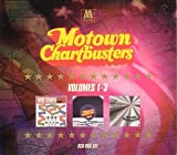 Various Artists Motown Chartbusters Vol 1 To 3 Triple Set