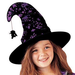 Buy Spider Witch Hat