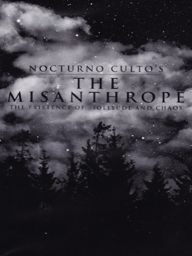 Darkthrone - Nocturno Culto's - The misanthrope (+CD)