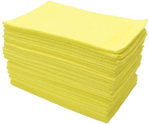 "Eurow Microfiber Cleaning Cloths 12 X 16"" 300 GSM - 36 Pack at Sears.com"