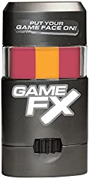 GameFX PUT YOUR GAME FACE ON Face Paint (Red-Gold-Red)