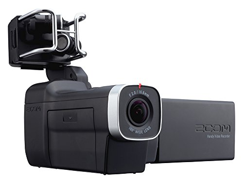 ZOOM ハンディビデオレコーダー Q8