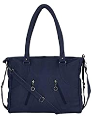 Austin Klein Women's Stylish Handbag Blue -T2-Blue
