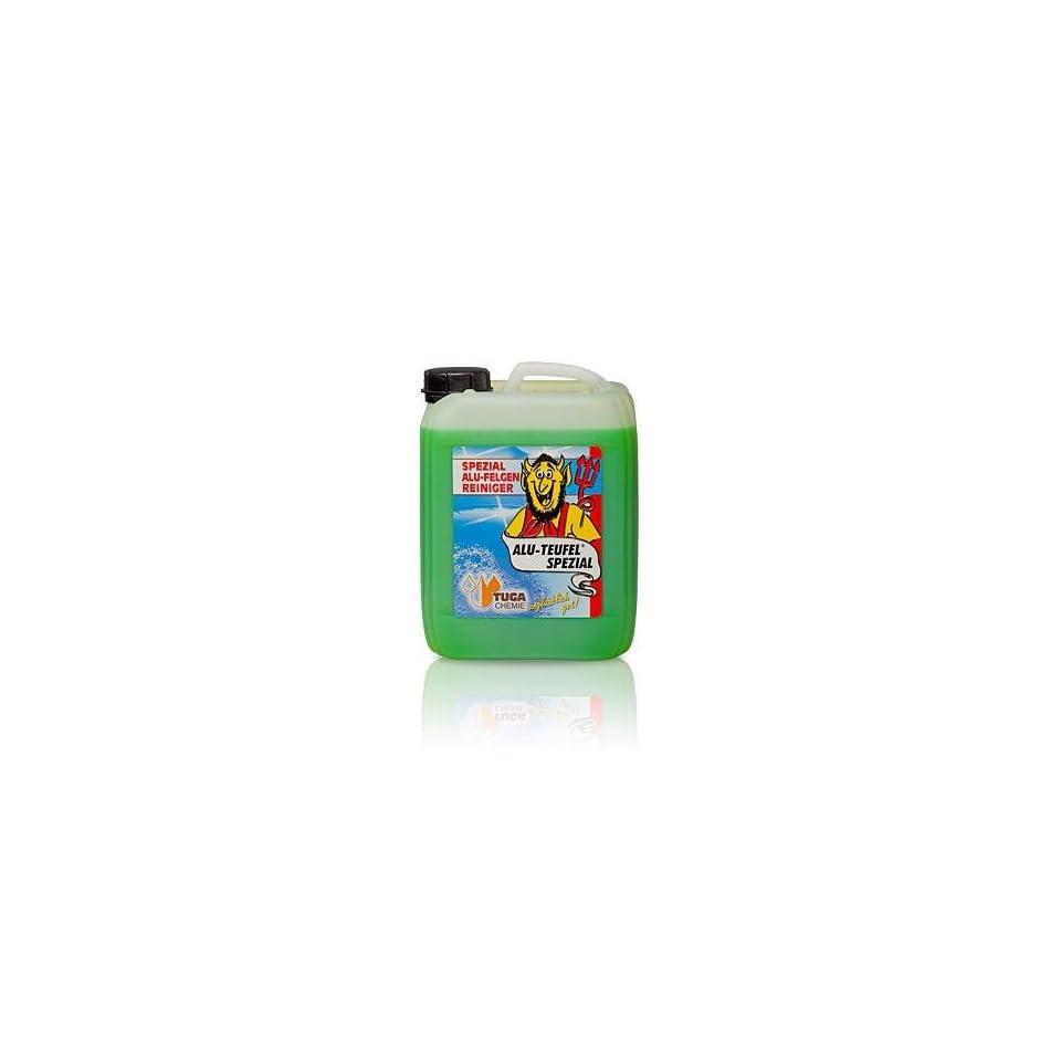Tuga Alu Teufel Spezial   Spezial Alu Felgen Reiniger   5 Liter