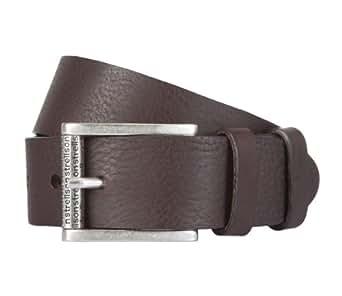 STRELLSON herrengürtel ceinture en cuir marron -  Marron - 115