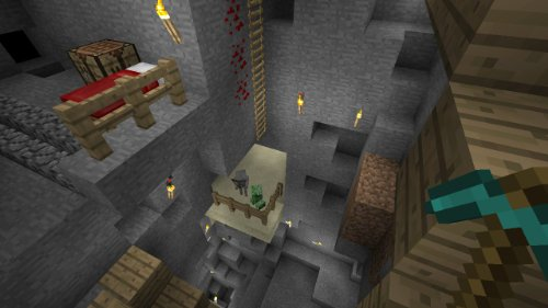 Minecraft-Xbox-360-Edition-Japan-Import