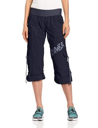 Amazon.com : Zumba Fitness LLC Women's Feelin' It Cargo