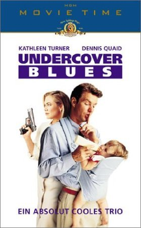Undercover Blues [VHS]