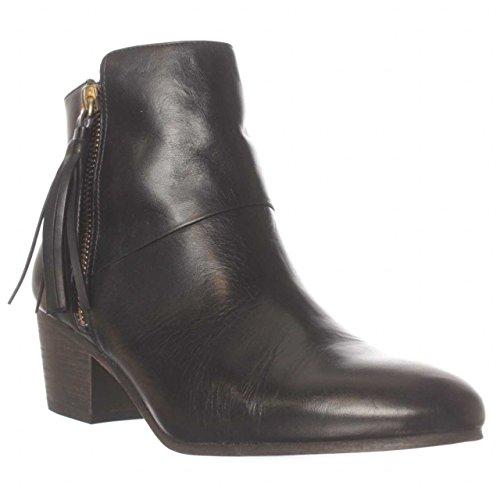 Coach Pricilla Ankle Boot - Black, 7.5 M