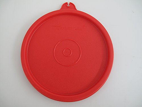 TUPPERWARE flexibler Deckel für Turbo Chef Multi boy girl rot