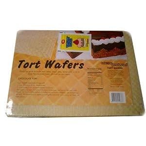 Amazon.com : Tort Wafers (c) 5 piece 210g : Baking Carob : Grocery