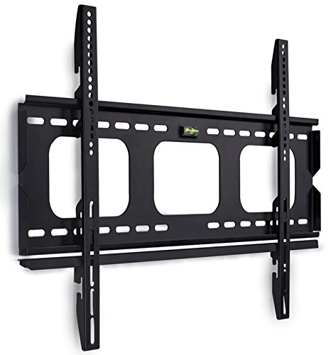 Mount-It! MI-305B TV Wall Mount for Samsung, Sony, LG, Sharp, Insignia, Vizio, Haier, Toshiba, Sharp, Element, TCL, Westinghouse, 4K, 32, 40, 42, 48, 49, 50, 51, 52, 55, 60 inch TV Monitor Displays, VESA 100x100 to 600x400