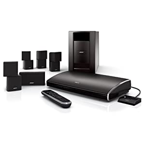 Bose® Lifestyle® V25 Home Theater System