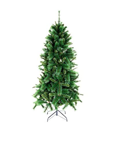 Decoracion Navideña Árbol De Navidad 610 Ramas