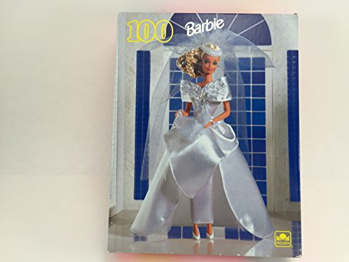 100 Piece Puzzle Barbie - 1